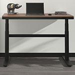安全双保险-办公电动升降桌