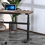 过热保护-可以升降的办公桌