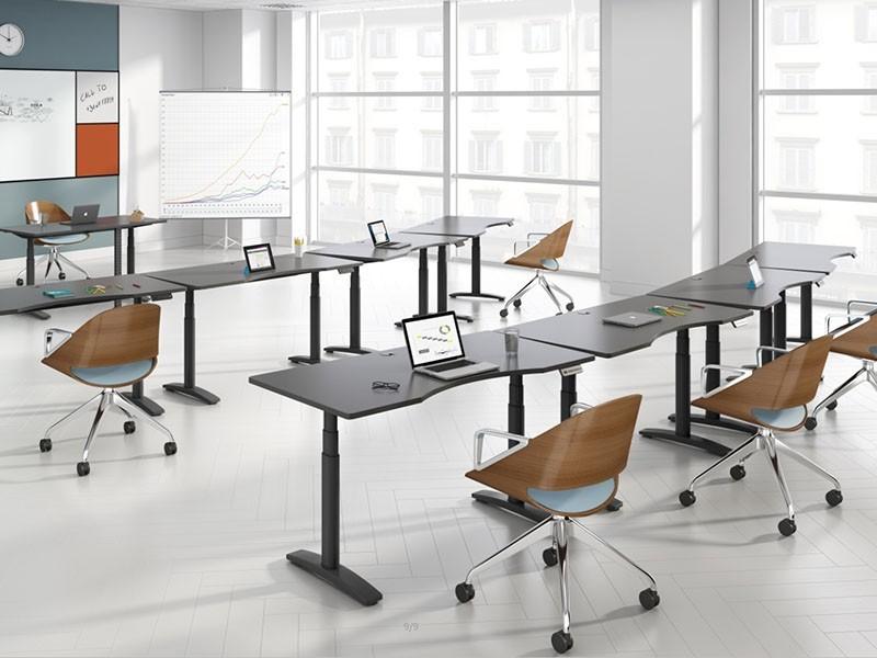智能升降办公桌——让你告别久坐腰痛
