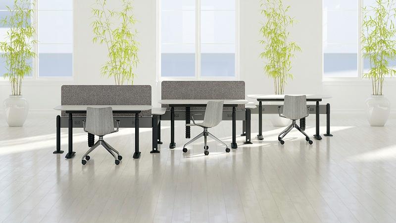 中高端办公家具的工艺语言元素