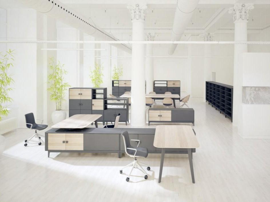 现代办公家具:材料和工艺的进阶
