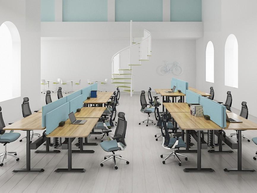 """不正确干预""""久坐"""",危害更大,奥美丽升降式办公桌是较好的选择"""