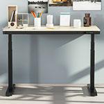 外观简洁-可以升降的办公桌