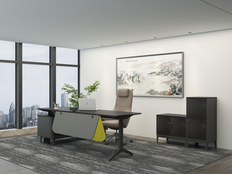 智能升降桌创造优秀的立式工作环境