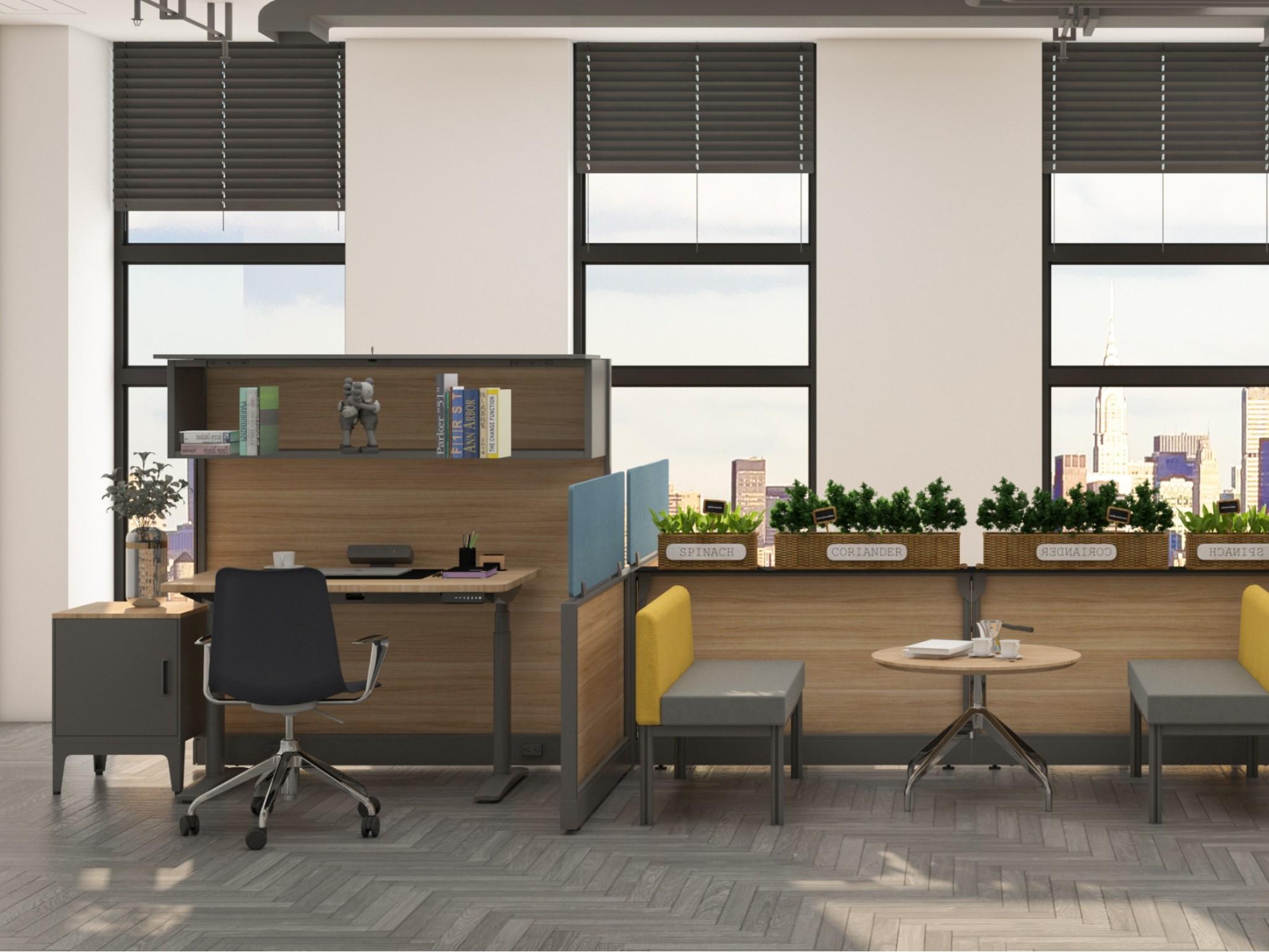 员工办公桌都有哪些