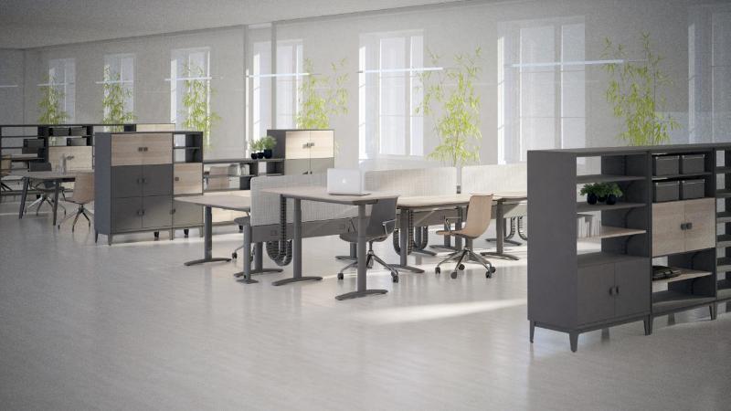 智能办公家具