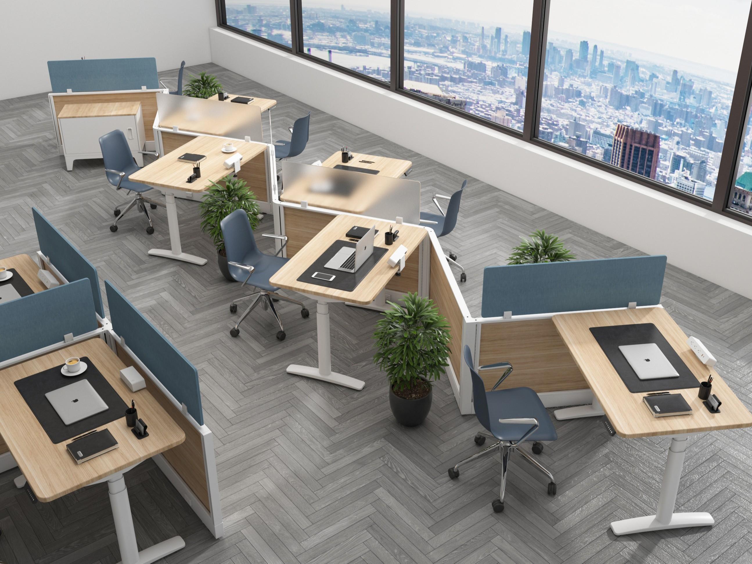 如何保养钢制现代办公家具呢?