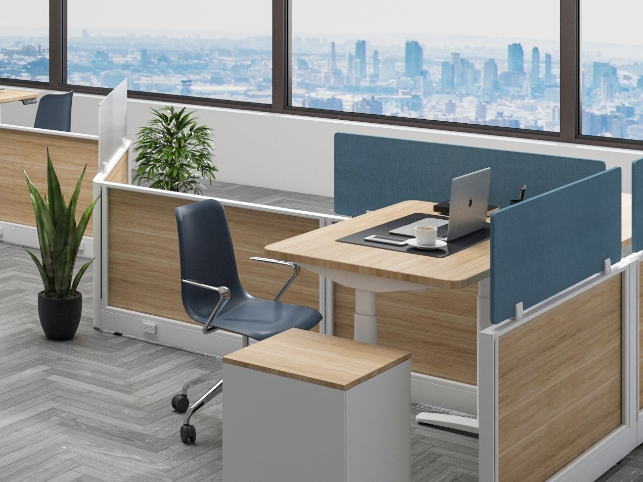如何判断现代办公家具耐用性呢?