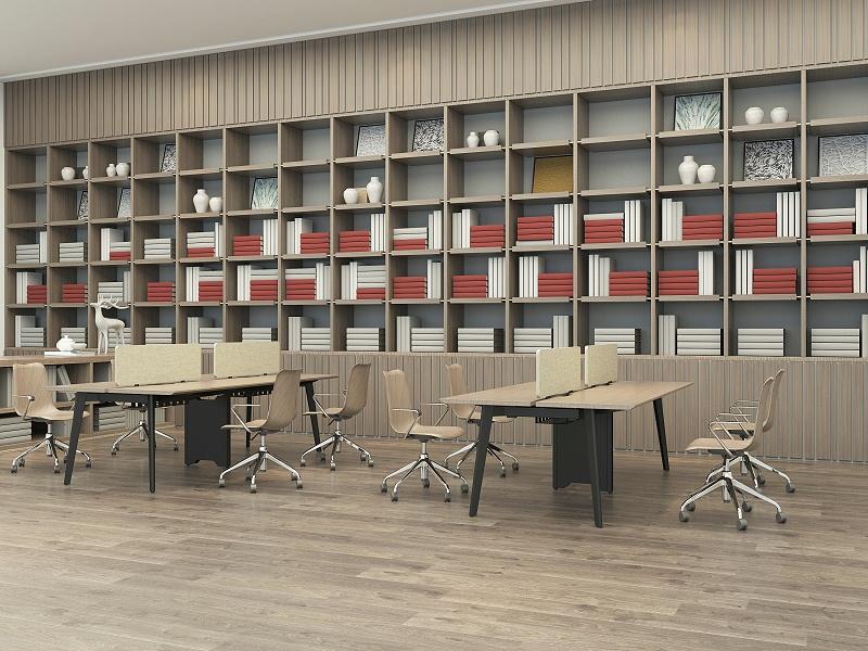 现代办公家具安装流程