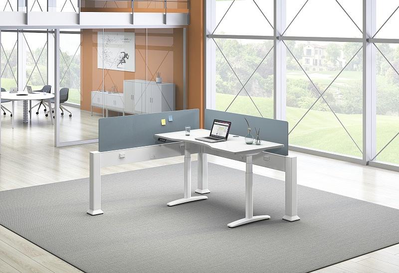 升降办公桌升降办公桌优于传统办公桌的地方