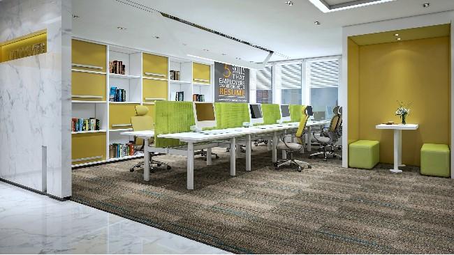 员工办公桌定制,选对了工作轻松又愉快