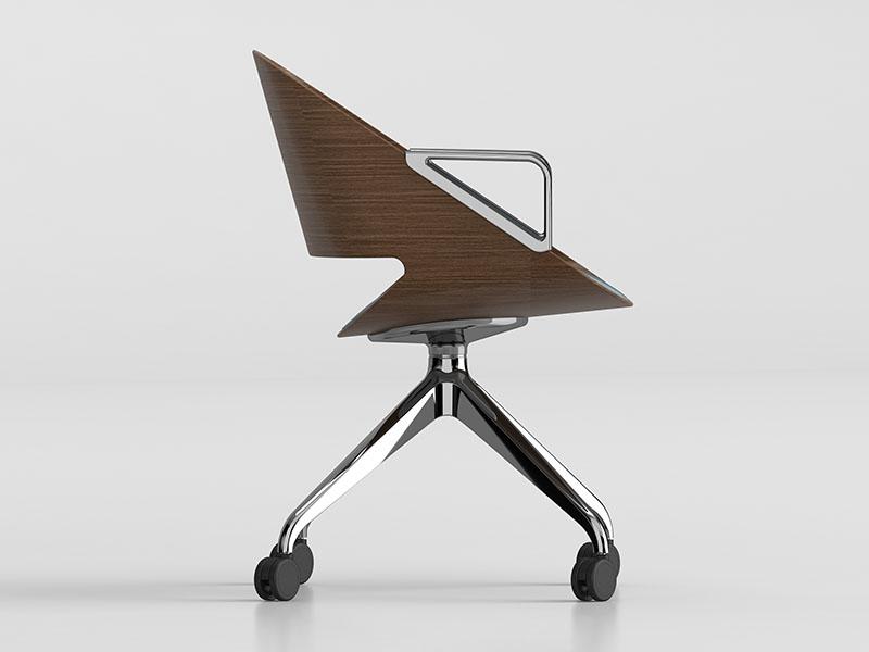 奥美丽办公家具创作设计的KUPP座椅