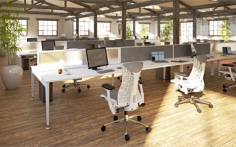 整体定制办公桌-学校办公家具厂家
