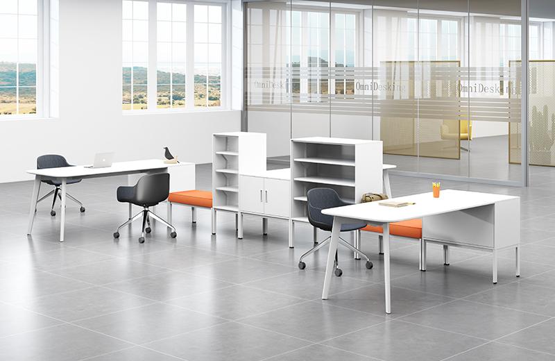 钢制办公家具定制-书架