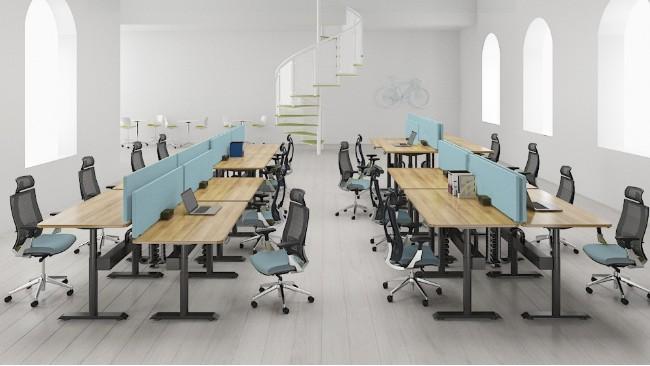 中高端办公家具市场发展趋势