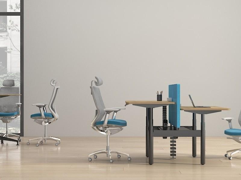如何正确使用升降办公桌