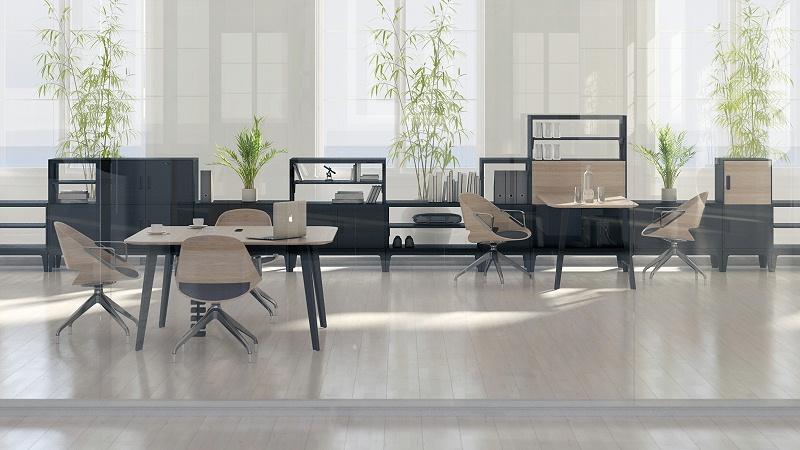 现代办公家具应有的样子