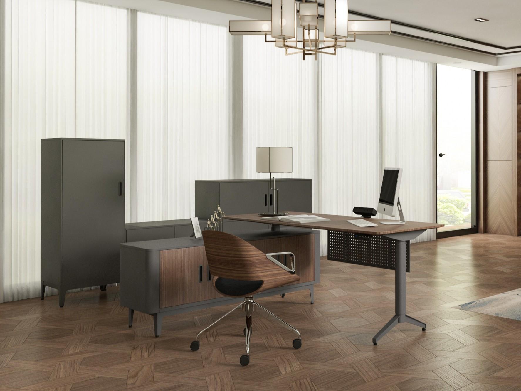 现代办公家具设计——提高工作效率