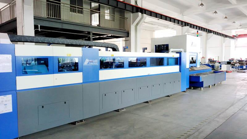 奥美丽工厂生产线