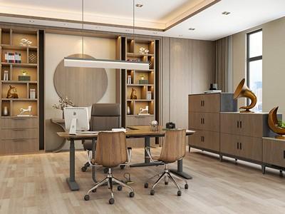 现代办公家具与传统办公家具的区别