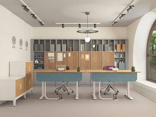 为什么升降办公桌成为未来办公趋势?