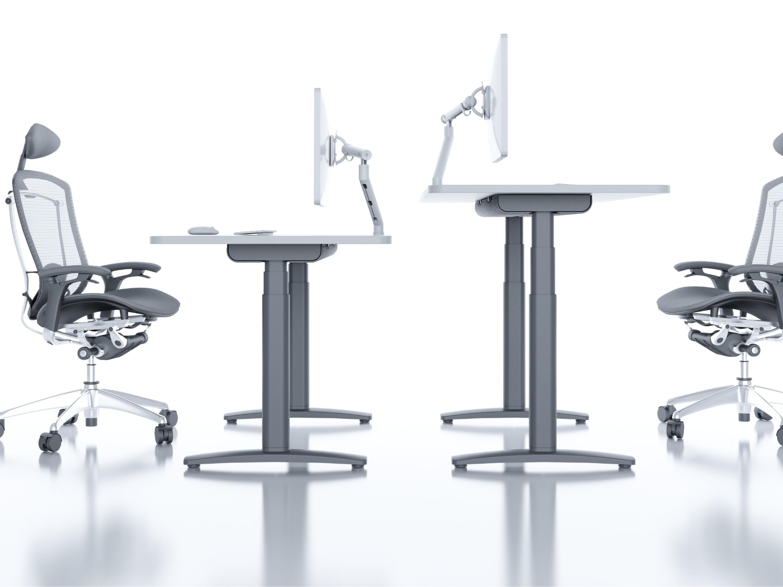 升降办公桌,促进健康办公