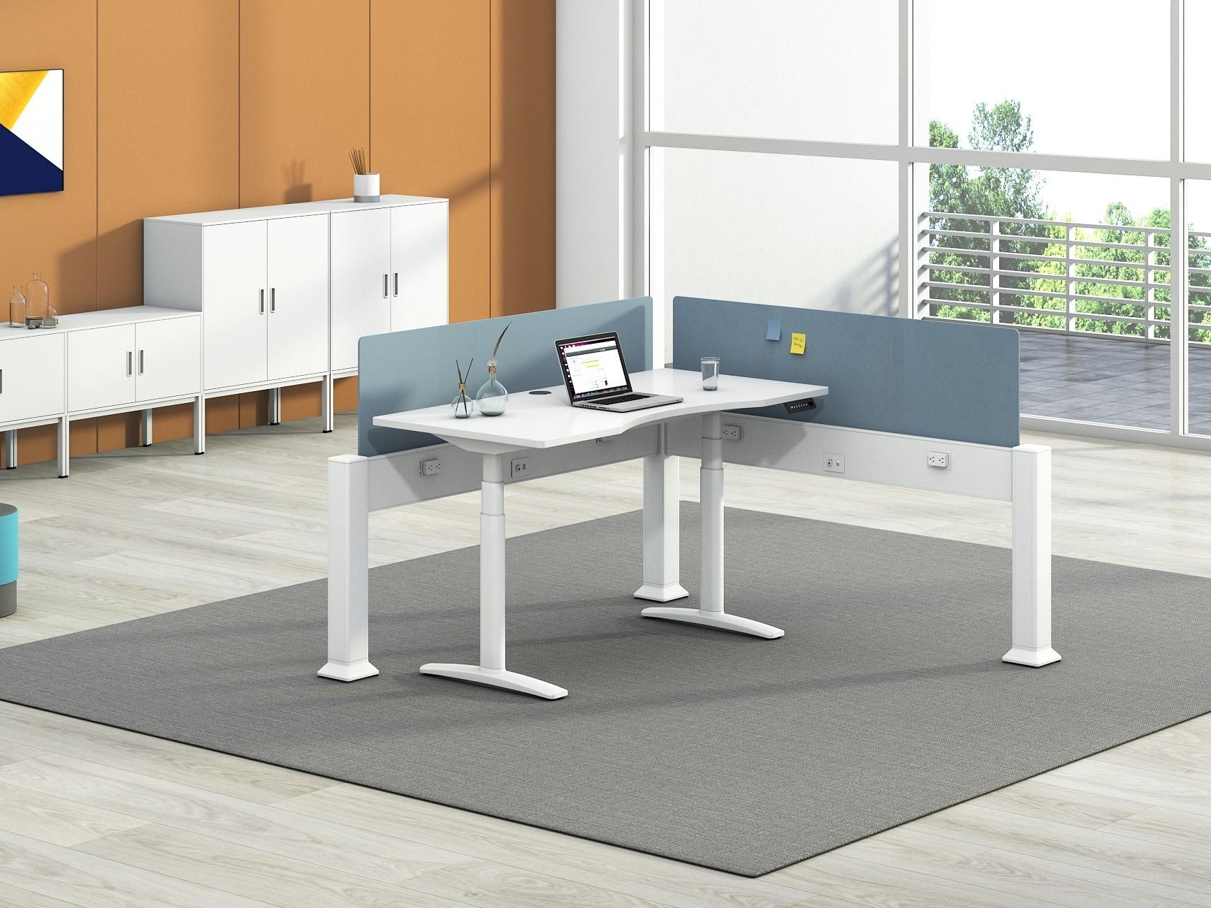 电动升降桌,改变的不仅仅是办公方式
