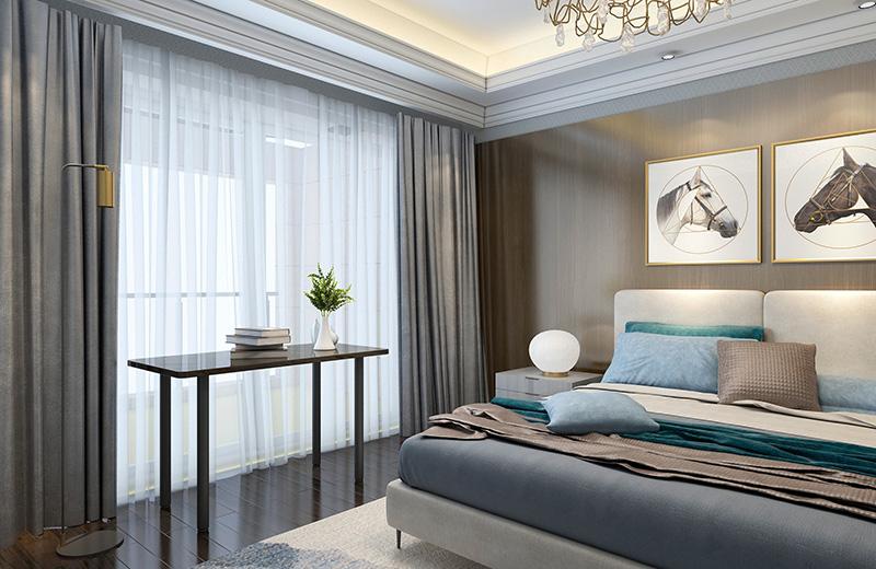上海酒店办公家具-客房书桌