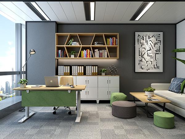 电动升降桌_站立办公桌_奥美丽智能化办公家具