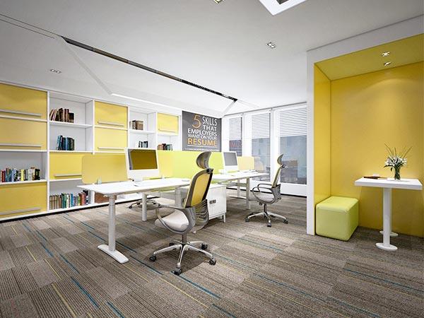 人体工学在现代办公家具及办公空间中的应用