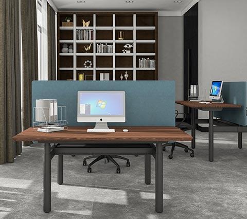双人组合办公桌