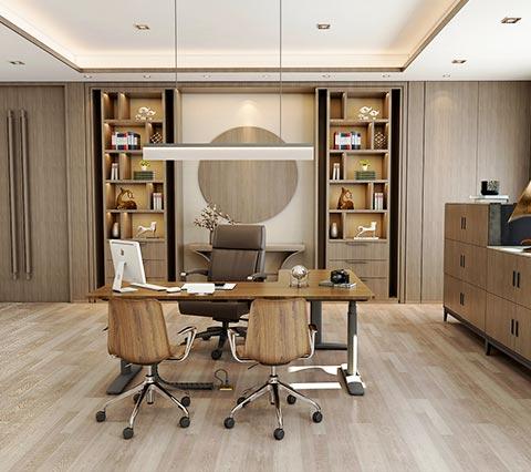 l型办公桌带可升降,l型电动升降桌,办公桌l型,经理办公桌